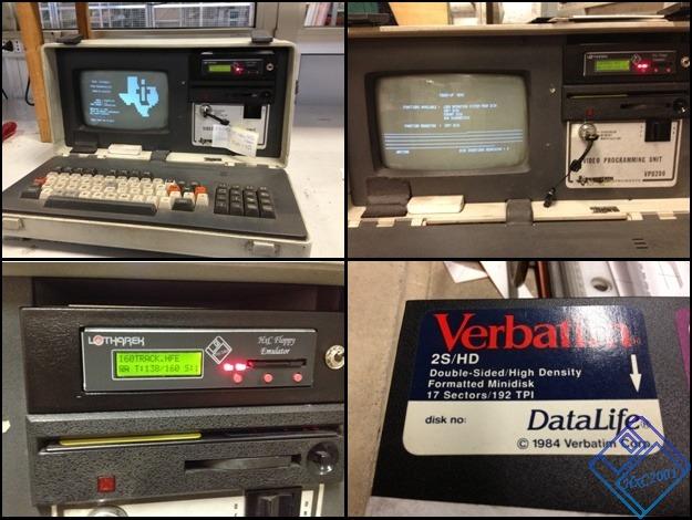 floppy disk emulator